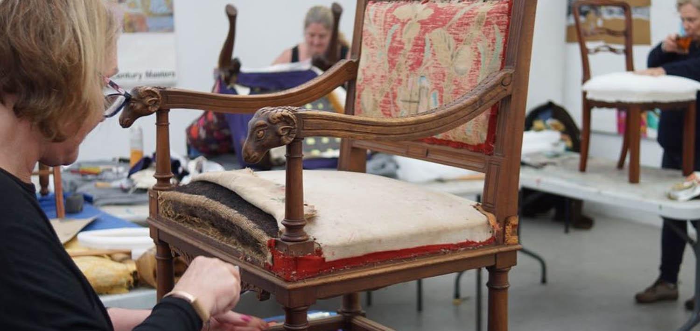 upholstery workshop mudgee